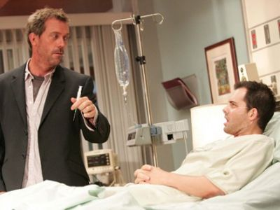 Keywords: 2.;Hugh Laurie;