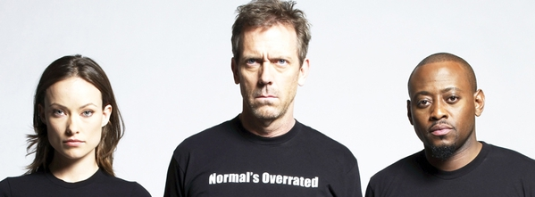 Keywords: 5.;Hugh Laurie;Olivia Wilde;Omar Epps;
