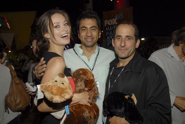 Keywords: Olivia Wilde;Kal Penn;Peter Jacobson