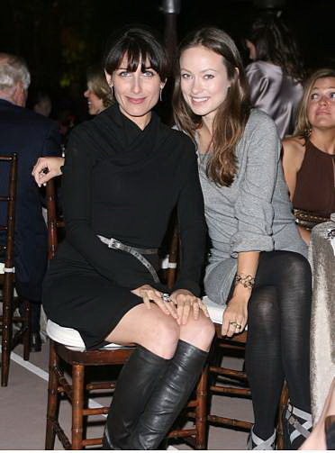 Keywords: Lisa Edelstein;Olivia Wilde