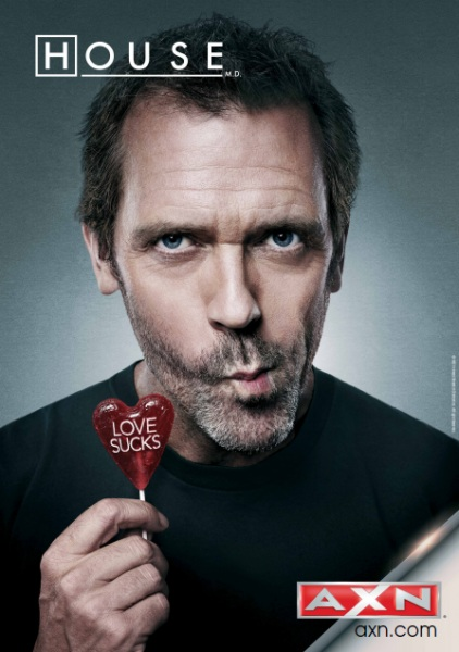 Keywords: 7.;Hugh Laurie;axn