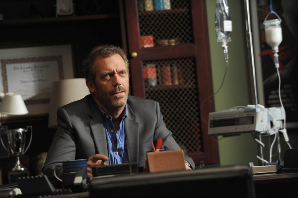 Keywords: 8.;Hugh Laurie;