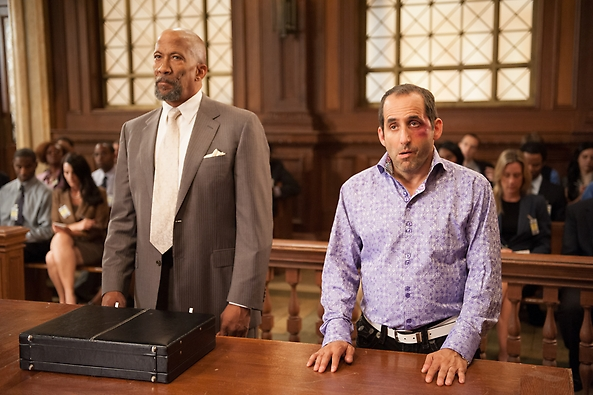 14×02 - Above Suspicion