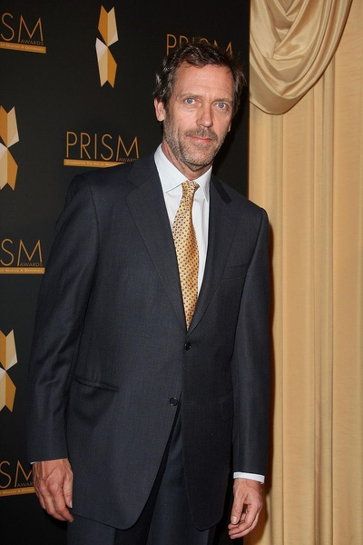 Keywords: Hugh Laurie;